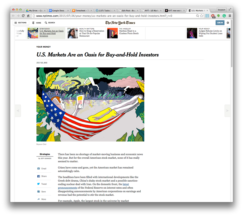 NYT Featured