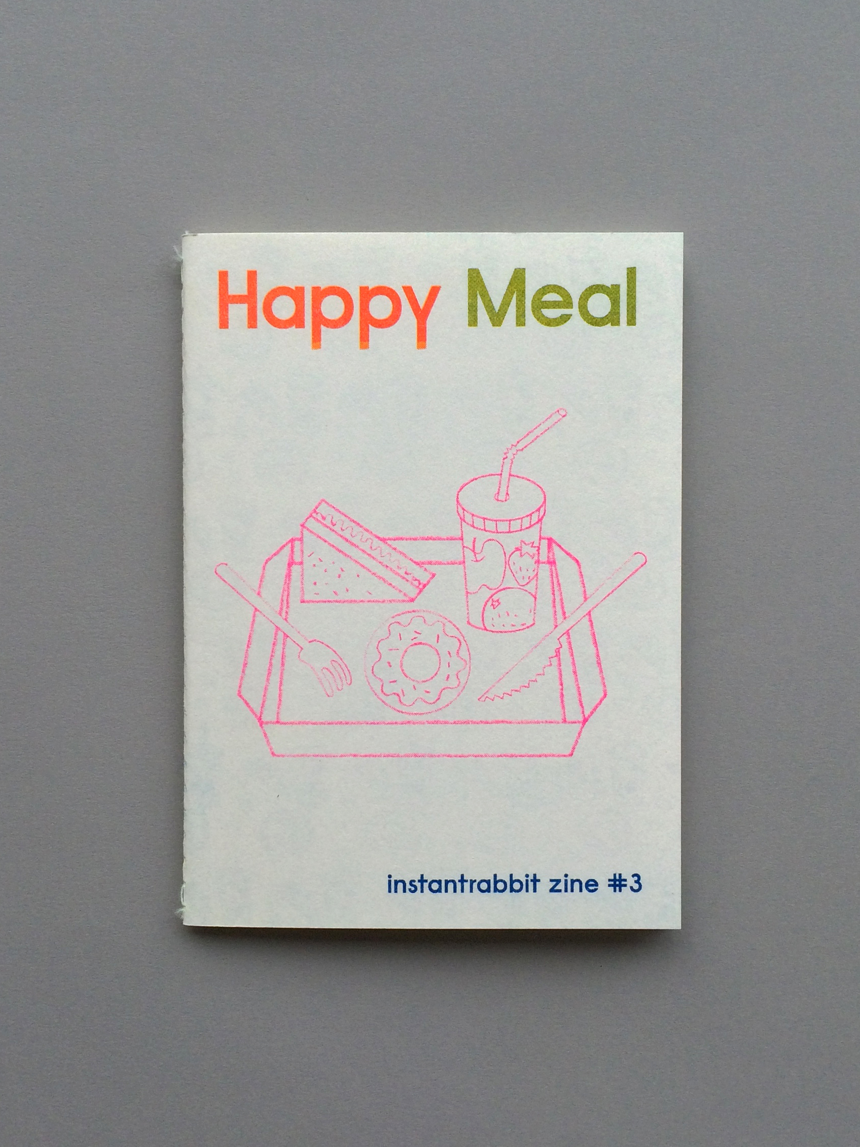 Happy Meal Cover